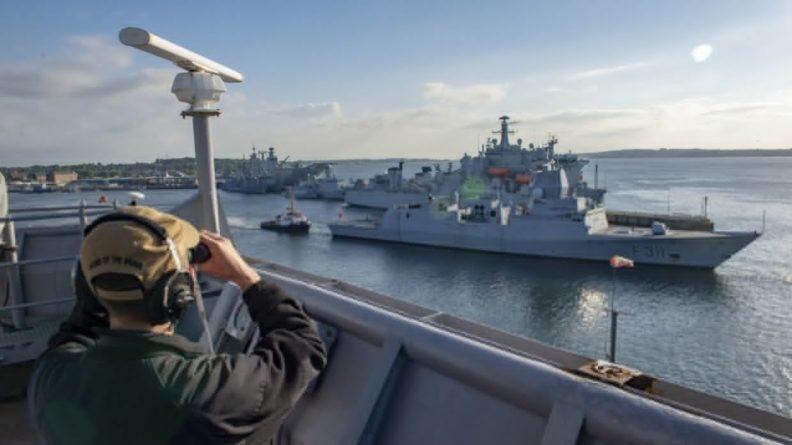 Происшествия: Десантная операция прошла в ходе учений ВМС НАТО Baltops-2019 в Литве