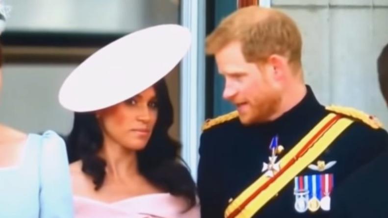 Общество: Стало известно, за что принц Гарри отчитал Меган Маркл на Дне рождения Елизаветы II