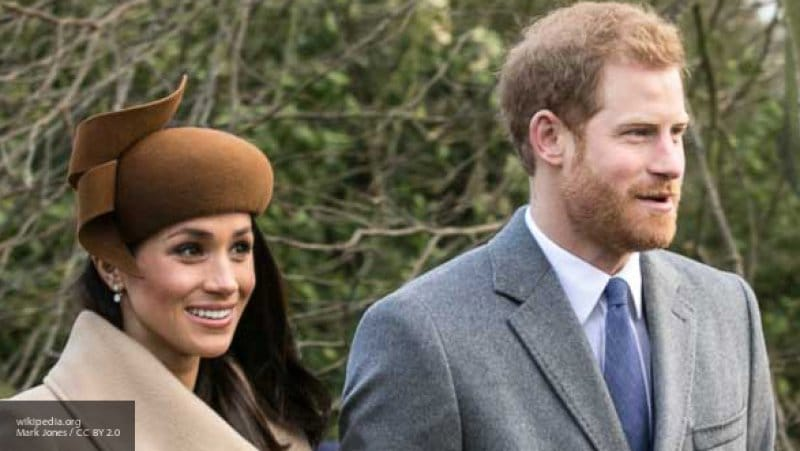 Специалист рассказал, за что принц Гарри мог отчитать Меган Маркл
