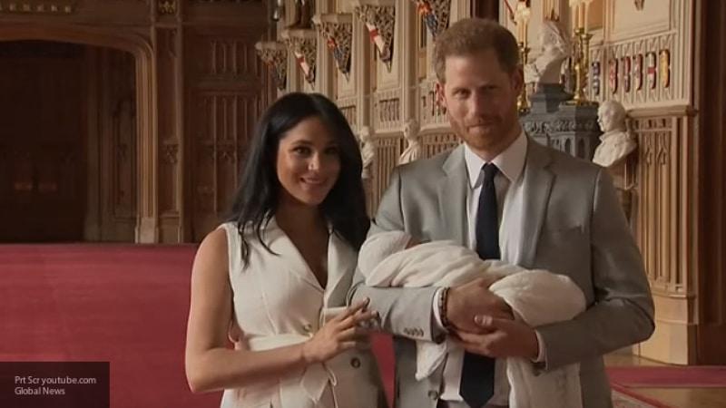 Принц Филипп не одобрял отношения Гарри и Меган Маркл