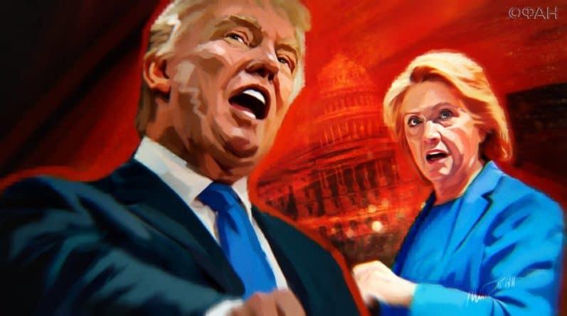 Общество: Переизбрание Трампа откроет окно возможностей для нормализации отношений с Россией