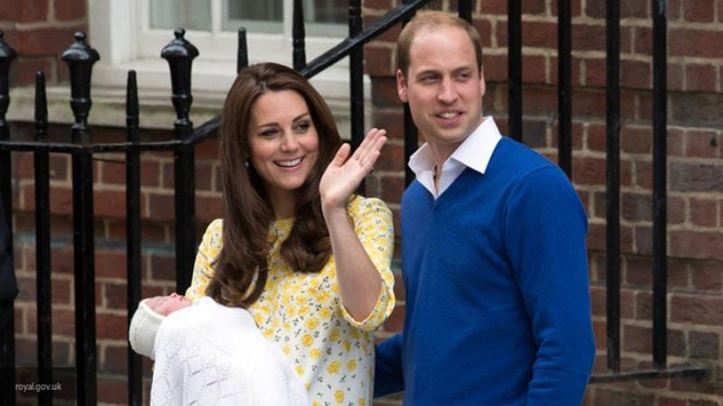 Любопытные репортеры заподозрили Кейт Миддлтон в четвертой беременности