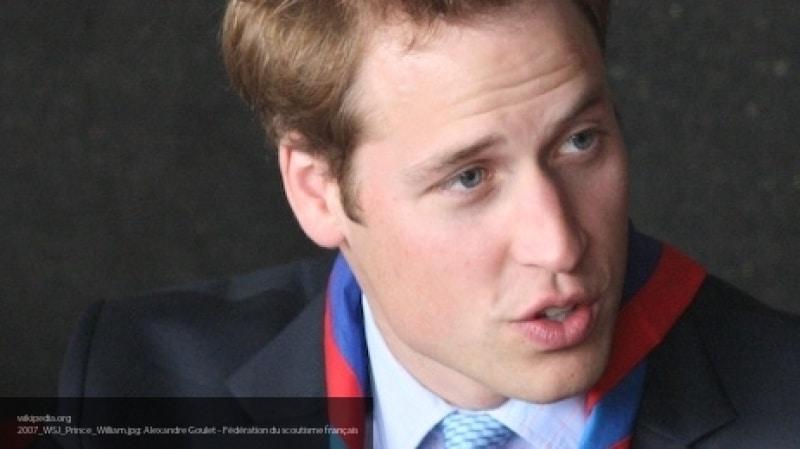 Британцы поздравляют принца Уильяма с 37-летием
