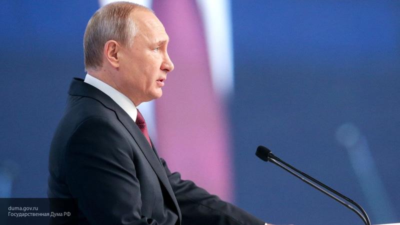 Путин заявил о готовности РФ работать с любым избранным премьером Великобритании
