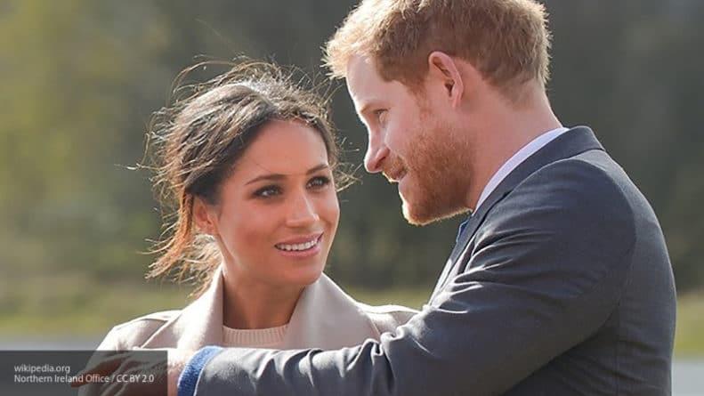 Общество: Поведение Меган Маркл и принца Гарри разочаровало поклонников