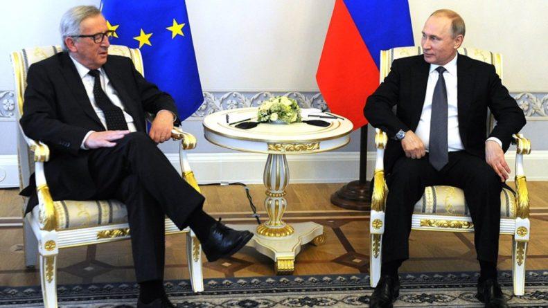 Общество: Путин проведет короткую встречу с Жан-Клодом Юнкером в Японии