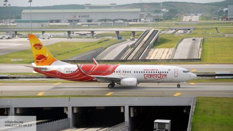 Общество: Индийский пассажирский самолет экстренно приземлился в Лондоне из-за возможной бомбы