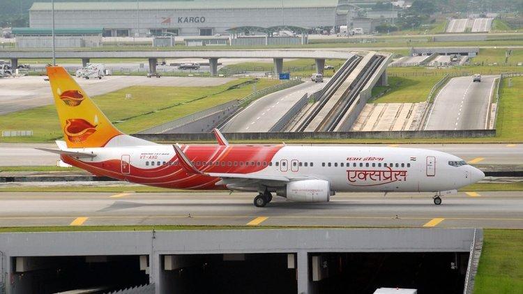 Общество: Самолет Air India экстренно сел в аэропорту Лондона из-за сообщения о бомбе