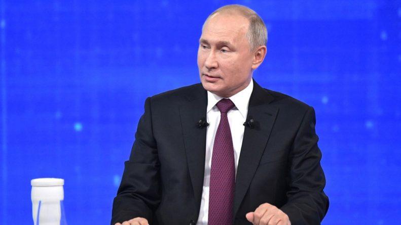 Общество: Путин рассказал, какими историческими деятелями он восхищается