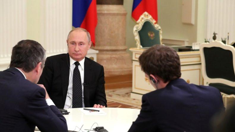 Политика: Послание мировому истеблишменту: Стариков выделил главные тезисы Путина в интервью Financial Times