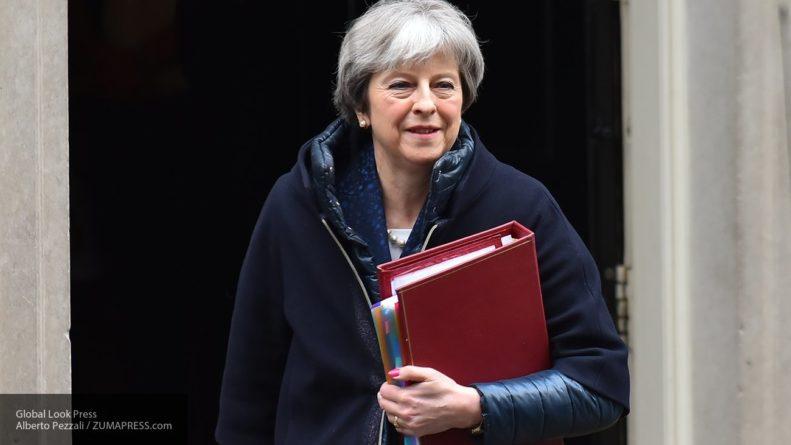 Мэй заявила, что при наличии угроз со стороны РФ Лондону наладить отношения стран невозможно