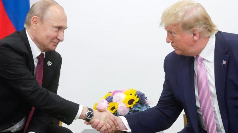 Общество: Скабеева объяснила Соловьеву, как на самом деле Трамп назвал Путина