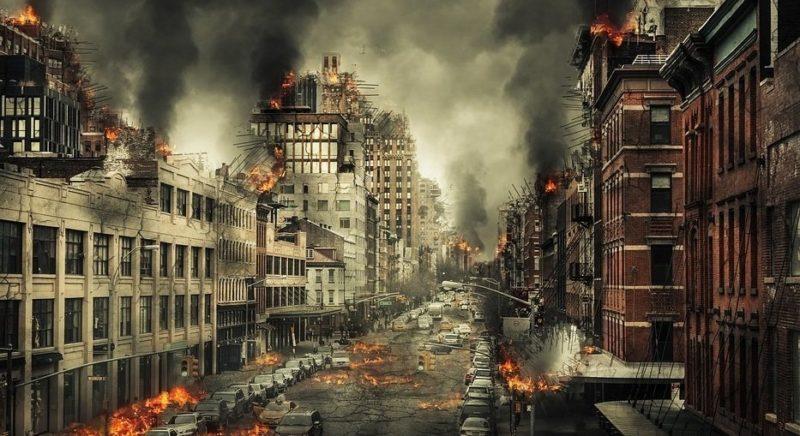 Общество: Британские СМИ рассказали о катастрофе библейских масштабов, которую предрекли США