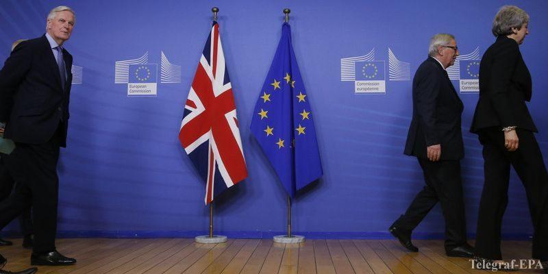 Общество: СМИ: в ЕС готовы отсрочить Brexit до весны в ожидании референдума