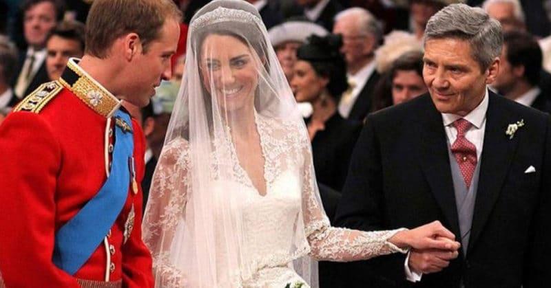 Без рубрики: Журналисты рассказали, почему публика ничего не слышит про отца Кейт Миддлтон