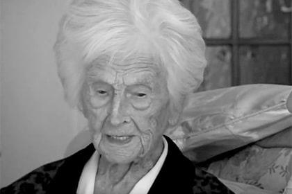 Общество: Умерла старейшая жительница Великобритании