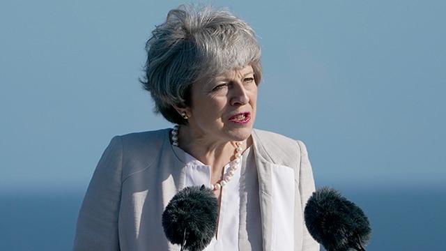 Тереза Мэй официально покинула пост лидера Консервативной партии Великобритании