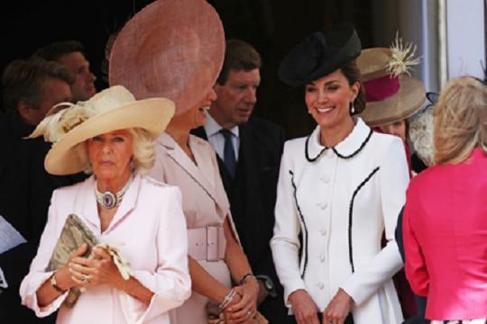 Общество: В наряде Кейт Миддлтон усмотрели влияние принцессы Дианы