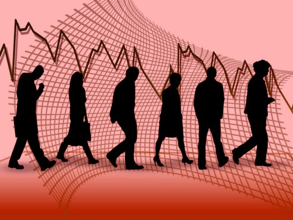 Общество: Безработица в Британии держится на многолетнем минимуме