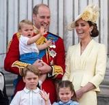 Знаменитости: В сети появились новые фото старшего сына принца Уильяма и Кейт Миддлтон
