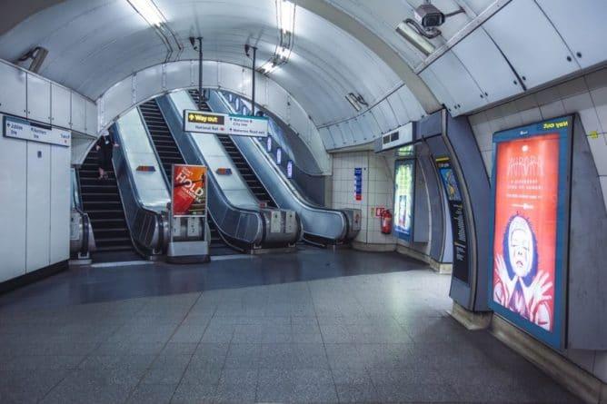 Происшествия: Cистема распознавания лиц в метро Лондона ошибается в 81% случаев