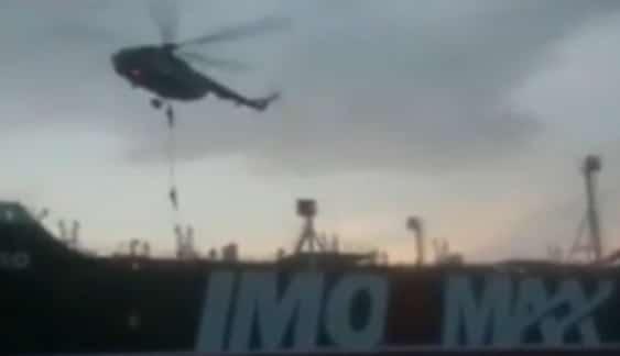 Без рубрики: Иран намекает Британии на возможность обмена танкерами