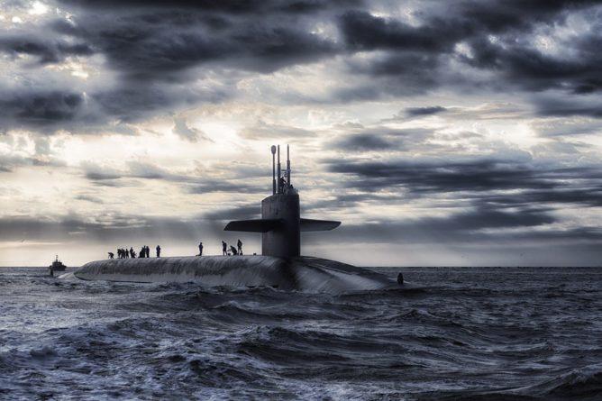 Без рубрики: Атомная подводная лодка Великобритании будет патрулировать Персидский залив