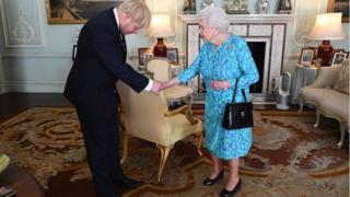 Общество: Борис Джонсон вступил в должность премьер-министра Британии
