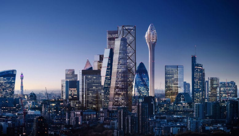 """Общество: """"Тюльпана"""" не будет: почему в Лондоне запретили строить уникальный небоскреб"""