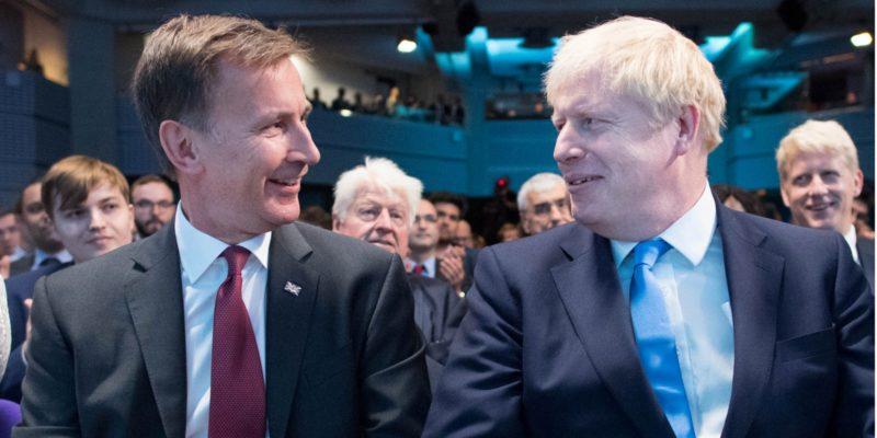 Общество: Хант отказался отпредложения занять пост главы Минобороны Британии— СМИ