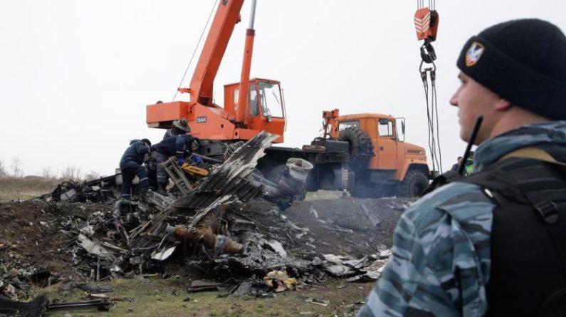 Общество: Виновного в крушении MH17 назначат из Лондона