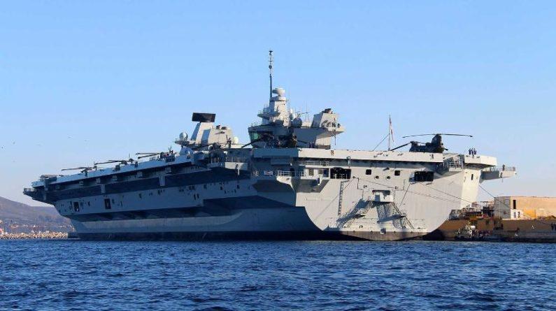 Общество: Британский флот признали беззащитным