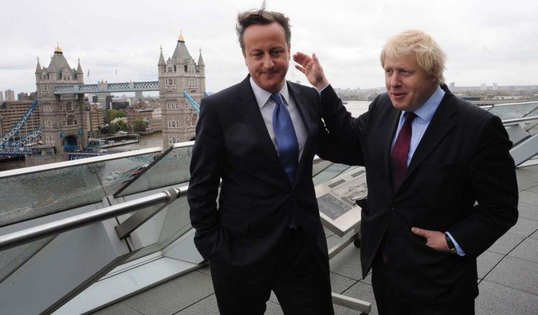 Без рубрики: Новый премьер Великобритании: пан или пропал