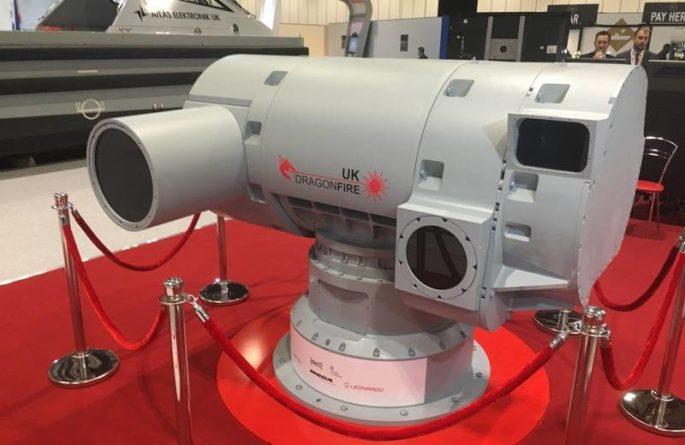 Общество: Минобороны Британии сообщило о разработке сверхсовременного оружия