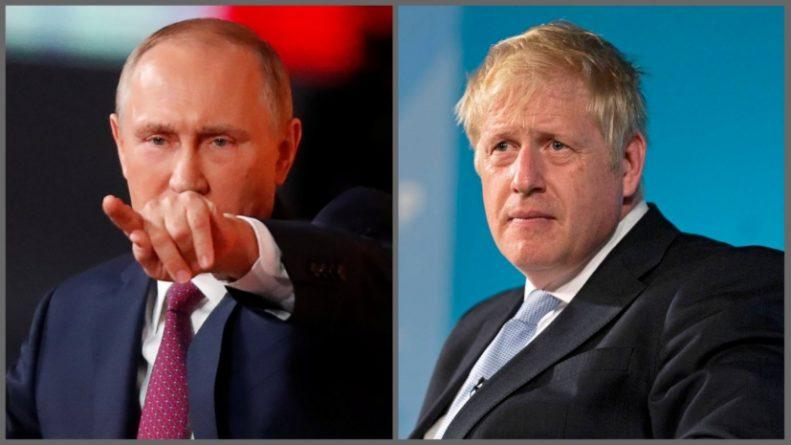 Общество: Великобритания сдалась Путину: Великобритания, напуганная победой Джонсона, признала правоту Путина