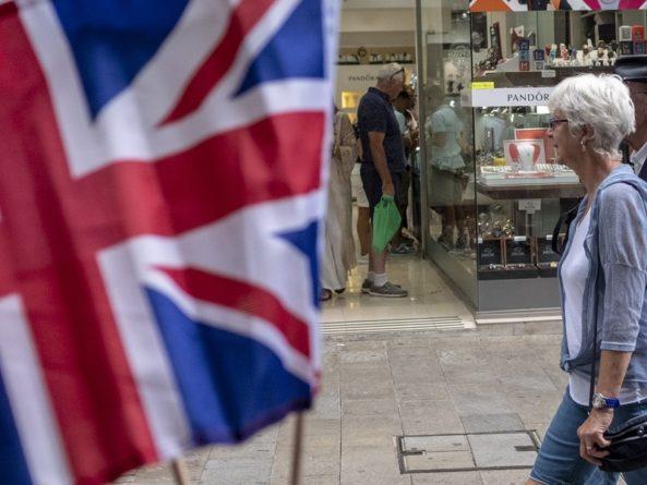 Общество: США заблокирует торговую сделку с Британией при нарушении границы Ирландии