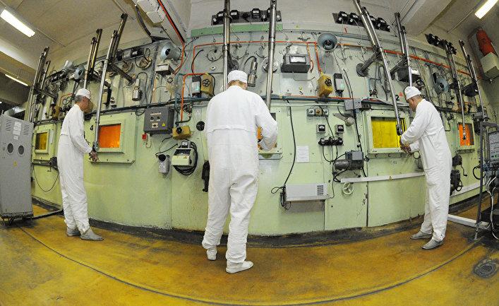 Общество: New Scientist (Великобритания): источник таинственной масштабной утечки радиации — предприятие в России