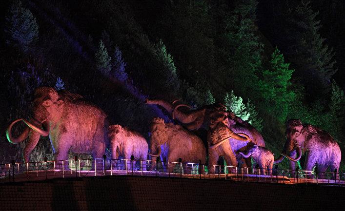 Общество: The Guardian (Великобритания): таяние вечной мерзлоты чревато новой «золотой лихорадкой» — охотой за бивнями мамонтов