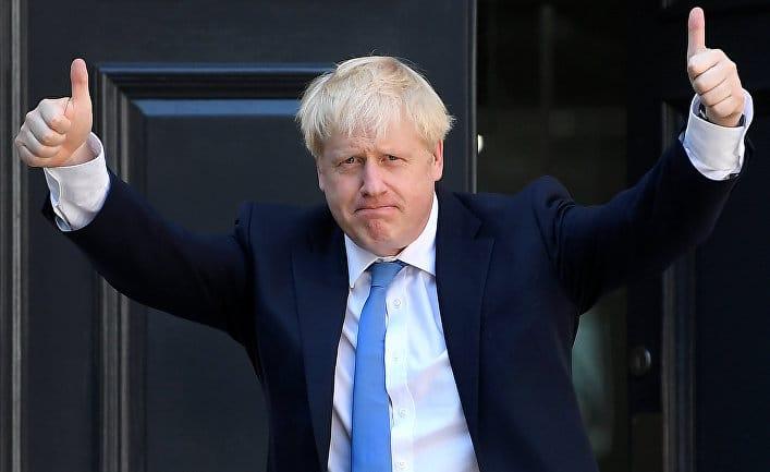 Общество: The New York Times (США): Борис Джонсон — вот он, конец Великобритании