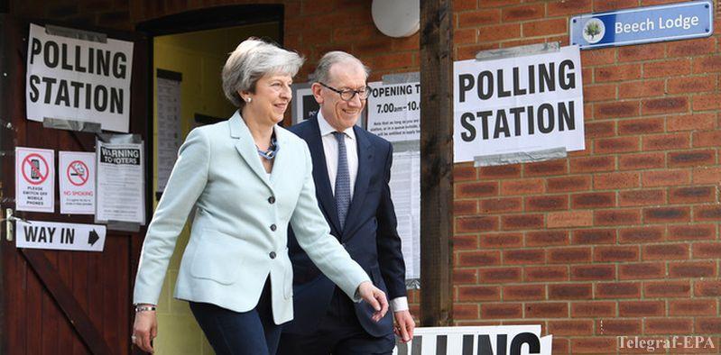 Общество: В Великобритании проголосовали за нового премьера: идет подсчет голосов