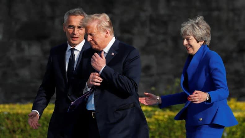 Общество: «Прикрывают союзника»: в Британии возложили на Россию ответственность за инициированный США разрыв ДРСМД — РТ на русском