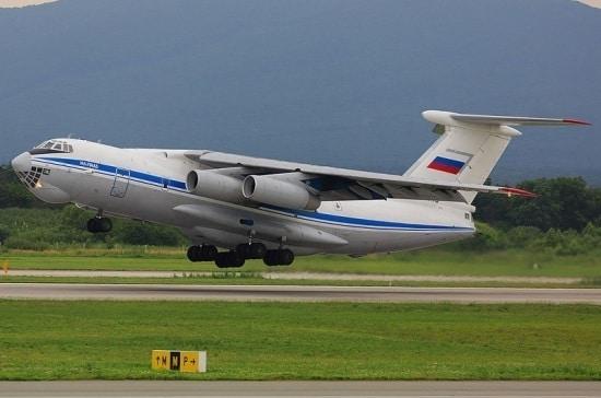 Общество: Британские истребители «перехватили» российский Ил-76 в небе над Балтикой