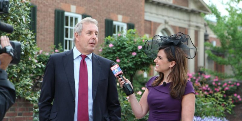 Политика: Посол Британии вСША ушел вотставку после резкой критики Трампа