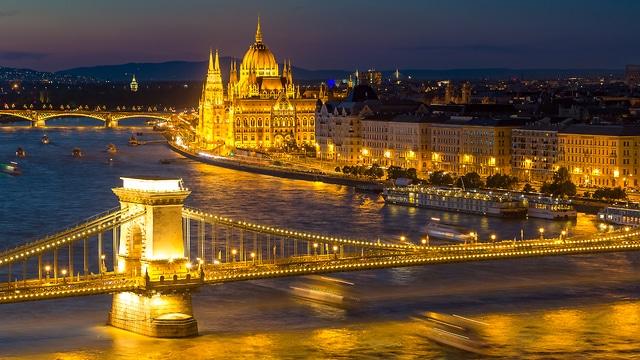 Общество: Будапешт. Фото: shutterstock