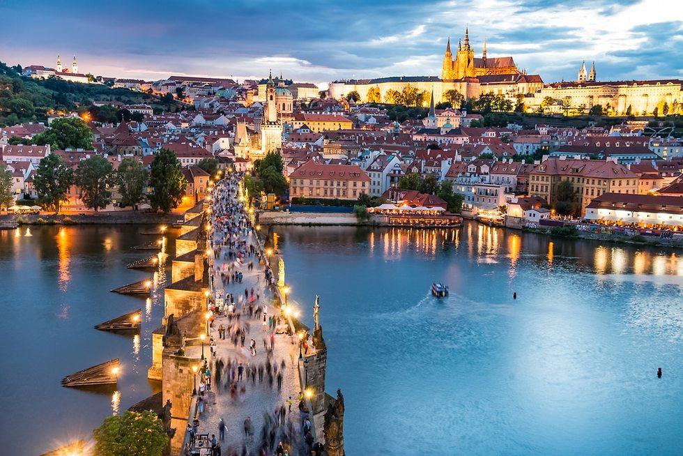 Общество: Прага. Фото: shutterstock