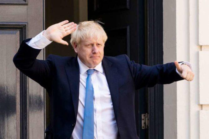 Общество: Сегодня Борис Джонсон станет новым премьер-министром Великобритании