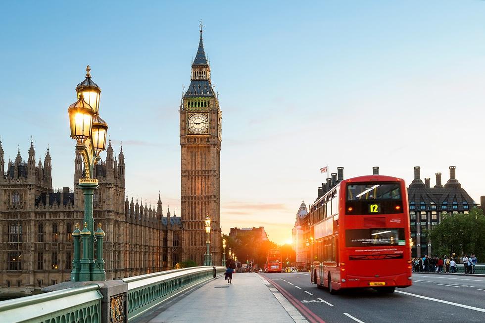 Общество: Лондон. Фото: shutterstock