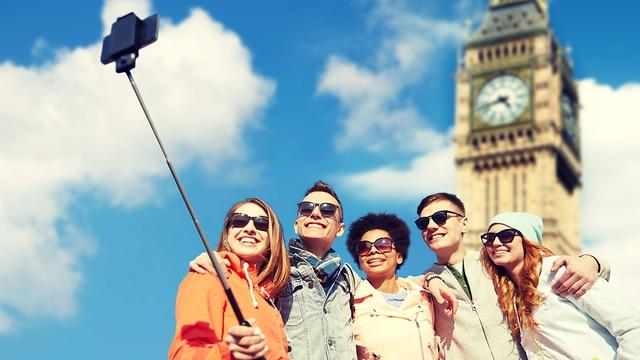 Общество: Туристы в Лондоне. Фото: shutterstock