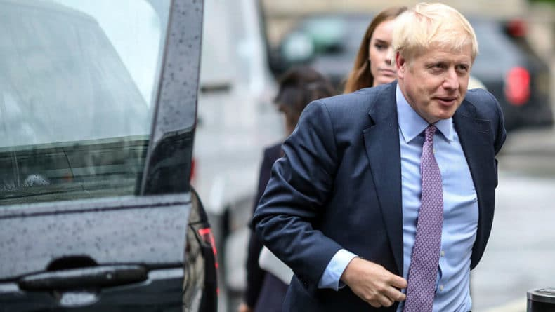 Общество: Борис Джонсон стал премьер-министром Британии