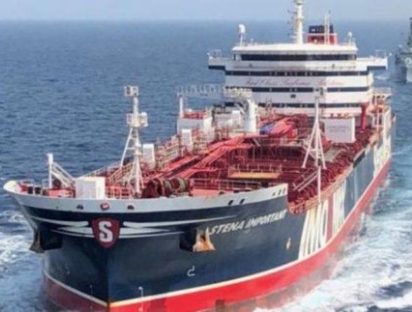 Без рубрики: Британская компания не хочет рисковать своим танкерным флотом